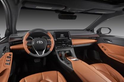 Toyota Avalon 2019 Hybrid BM-12