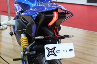 2018 Emflux One India e-bike - 13