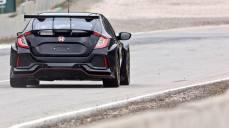 2018 Honda Civic Type R BTCC 3