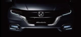 2018 Honda HR-V Modulo Bodykit
