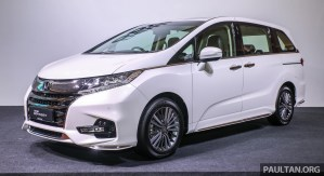 2018 Honda Odyssey Facelift Launch_Ext-1