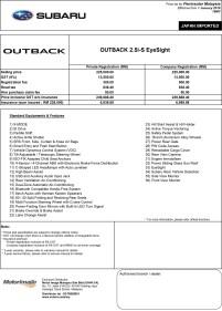 2018-Subaru-Outback-2.5i-S-EyeSight-tentative-price-list-BM
