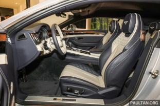 Bentley Continental GT Launch_Int-18