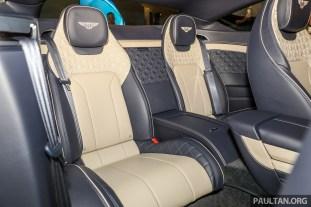 Bentley Continental GT Launch_Int-27
