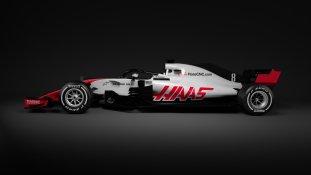 Haas F1 Team VF-18 - 3