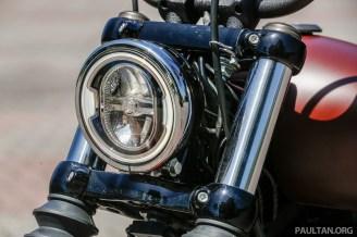 Harley Davidson Street Bob 107-24