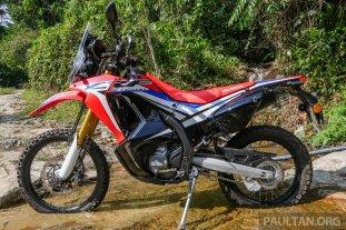 Honda CRF250 Rally BM-10