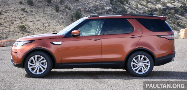 Land Rover Discovery 5 3