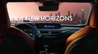 Lexus UX screenshots 2