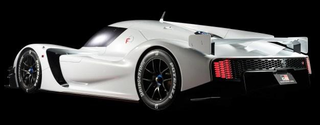 TOYOTA GAZOO Racing GR Super Sport Concept BM-5