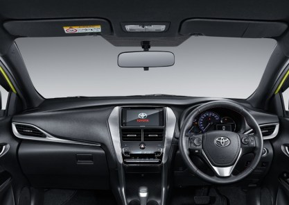 Toyota Yaris Facelift Launched In Indonesia Fr Rm67k