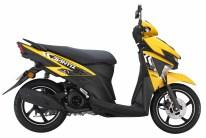Yamaha Avantiz 2018 Yellow BM-5