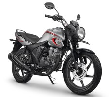 2018 Honda CB150 Verza Indonesia - 5