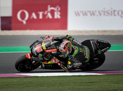 2018 MotoGP Hafizh Syahrin Qatar 2