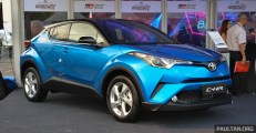 2018 Toyota C-HR handover 7