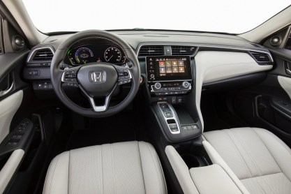 2019 Honda Insight Hybrid - Interior