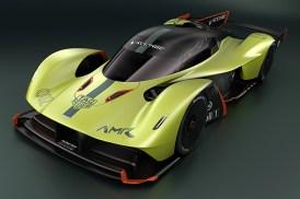 Aston Martin Valkyrie AMR Pro 7