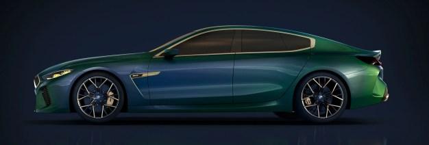 BMW Concept M8 Gran Coupe BM-4