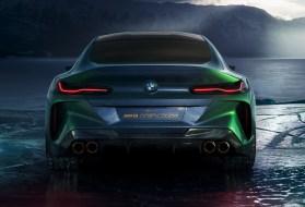 BMW Concept M8 Gran Coupe BM-5