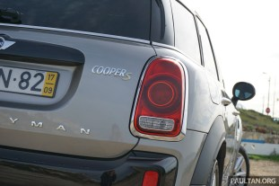 F60 MINI Cooper S E Countryman All4-Portugal-review -12