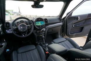 F60 MINI Cooper S E Countryman All4-Portugal-review -39
