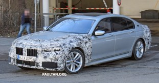 G11 BMW 7 Series facelift 11
