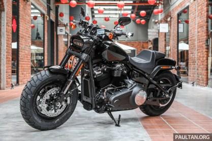 Harley Davidson 2018 Fat Bob-2