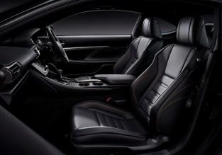 Lexus RC 300h F Sport Black Edition 3