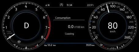 Volkswagen Golf 1.5 TSI ACT BlueMotion 8