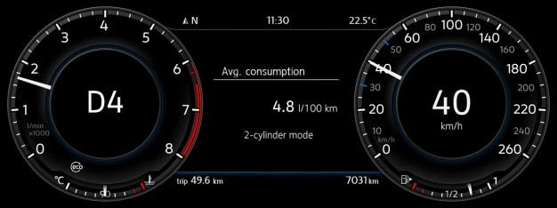 Volkswagen Golf 1.5 TSI ACT BlueMotion 9