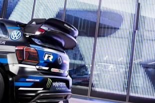 Das neue Polo R Supercar für die FIA Rallycross-Weltmeisterschaft