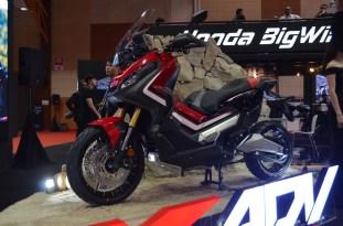 2018 Malaysian Autoshow Honda Big Wing - 1