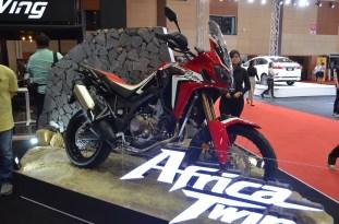 2018 Malaysian Autoshow Honda Big Wing - 5