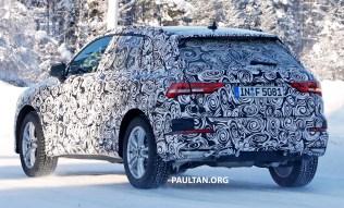 2019 Audi Q3 spyshots 13
