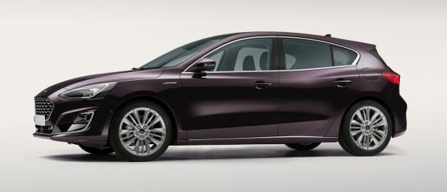 2019 Ford Focus Mk4 hatch Vignale-20