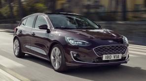 2019 Ford Focus Mk4 hatch Vignale-4