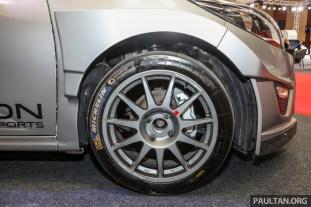 Proton Iriz R5 WRC Replica-19
