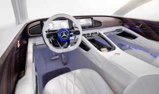 Vision Mercedes-Maybach Ultimate Luxury leak 10