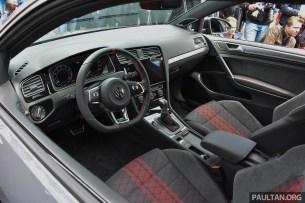 2018 Volkswagen Golf GTI TCR Concept 14