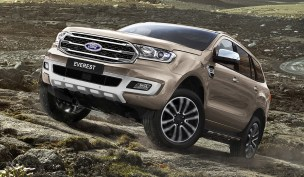 2019 Ford Everest Titanium 1