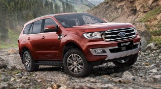 2019 Ford Everest Trend