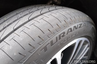 Bridgestone Turanza T005A Thailand 25