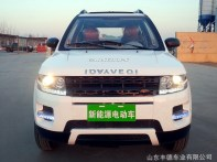 China Clones Mercedes GLE and Range Rover-33