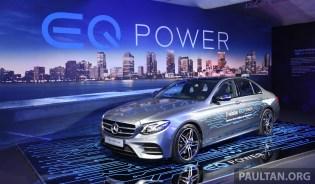 Mercedes Malaysia EQ Brand Exhibition DPC-13-BM