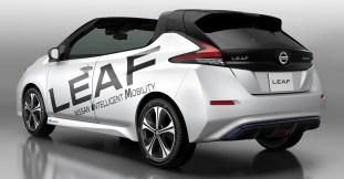 Nissan LEAF Open Car (2)