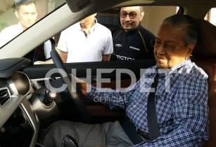 Proton SUV Mahathir 3