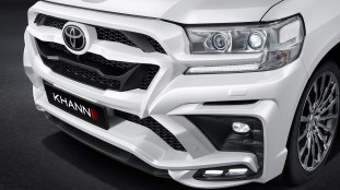 Khann Design Toyota Land Cruiser