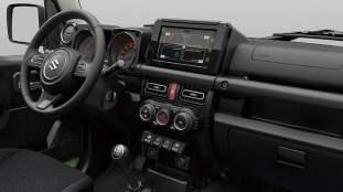 New Suzuki Jimny 15-BM