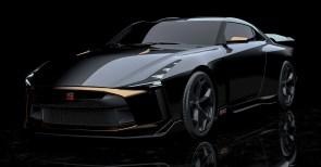 Nissan GT-R50 by Italdesign 4