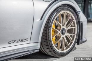 Porsche 911 GT2RS 2018 Launch_Ext-13